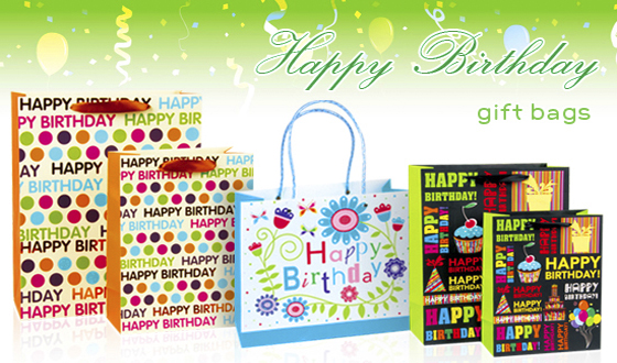 MAKE THIS HAPPY DAY INTO A MARVELOUS DAY WITH THE SURPRISE COMES FROM A VIVID GIFT BAG.