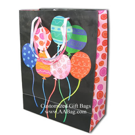 Birthday Gift Bag